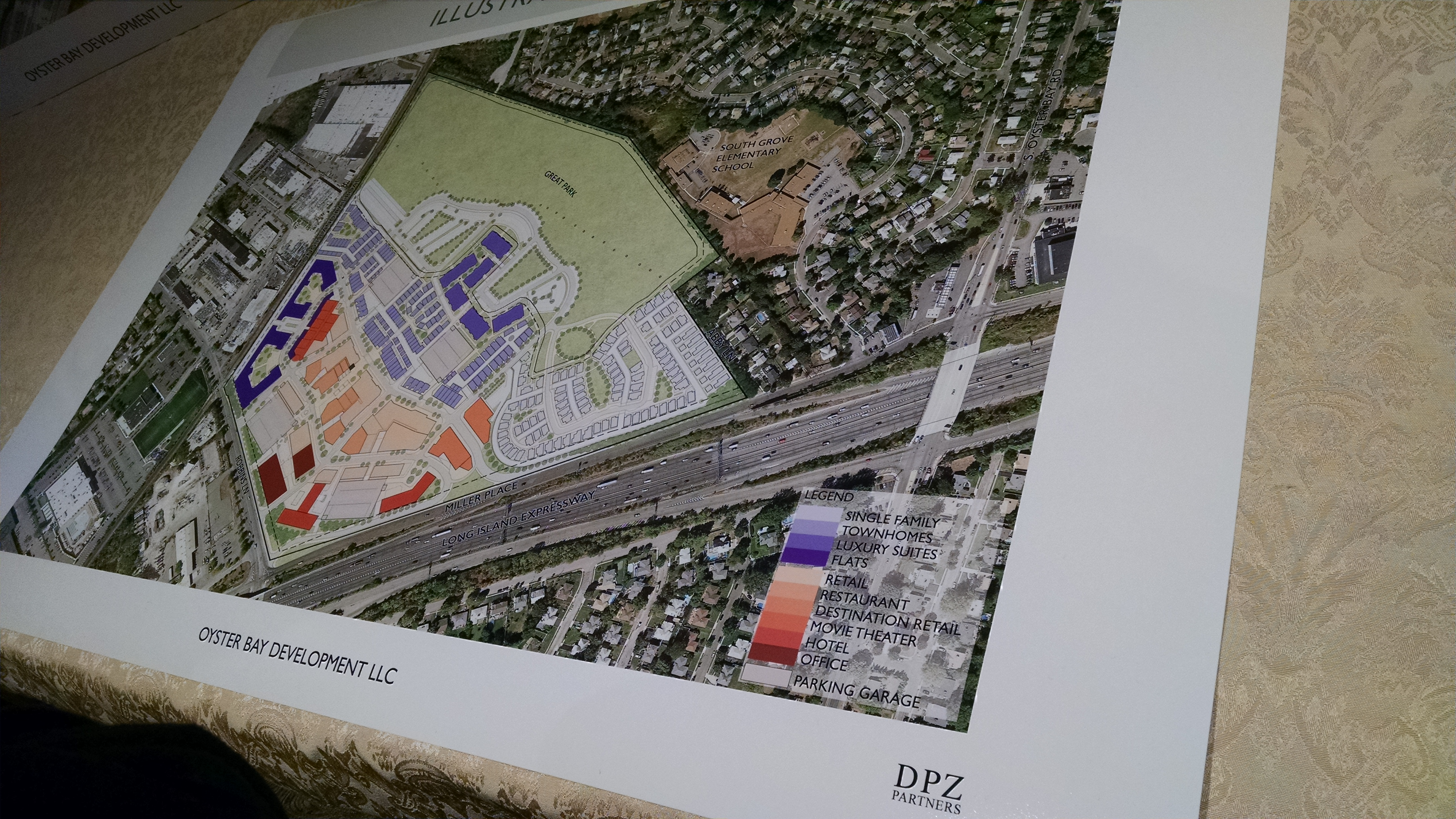 Syosset Park – Initial Reactions and Project Specs | The Foggiest Idea